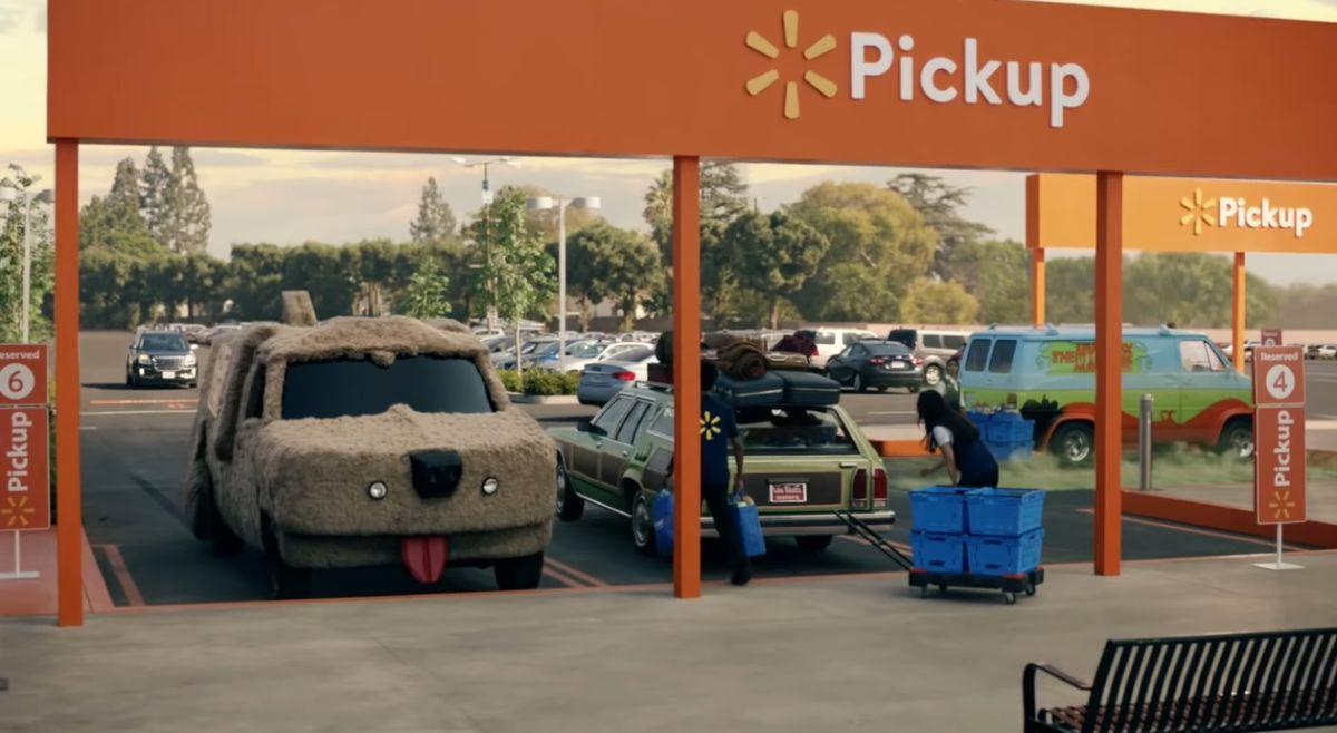 Walmart no escatimó en publicidad esta vez