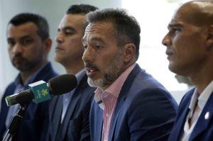 Costa Rica presenta a Gustavo Matosas como su nuevo director técnico
