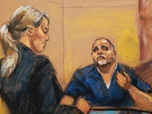 """¿Alex Cifuentes mintió bajo juramento en juicio contra """"El Chapo""""?"""