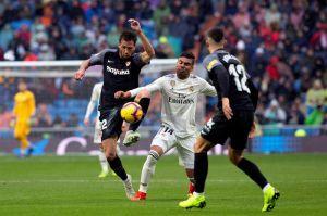 El golazo de Casemiro que hizo feliz a Solari y le dio aire a Real Madrid