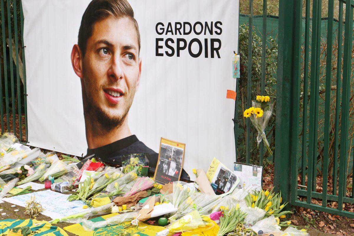 Revelan las causas de la muerte del futbolista argentino Emiliano Sala