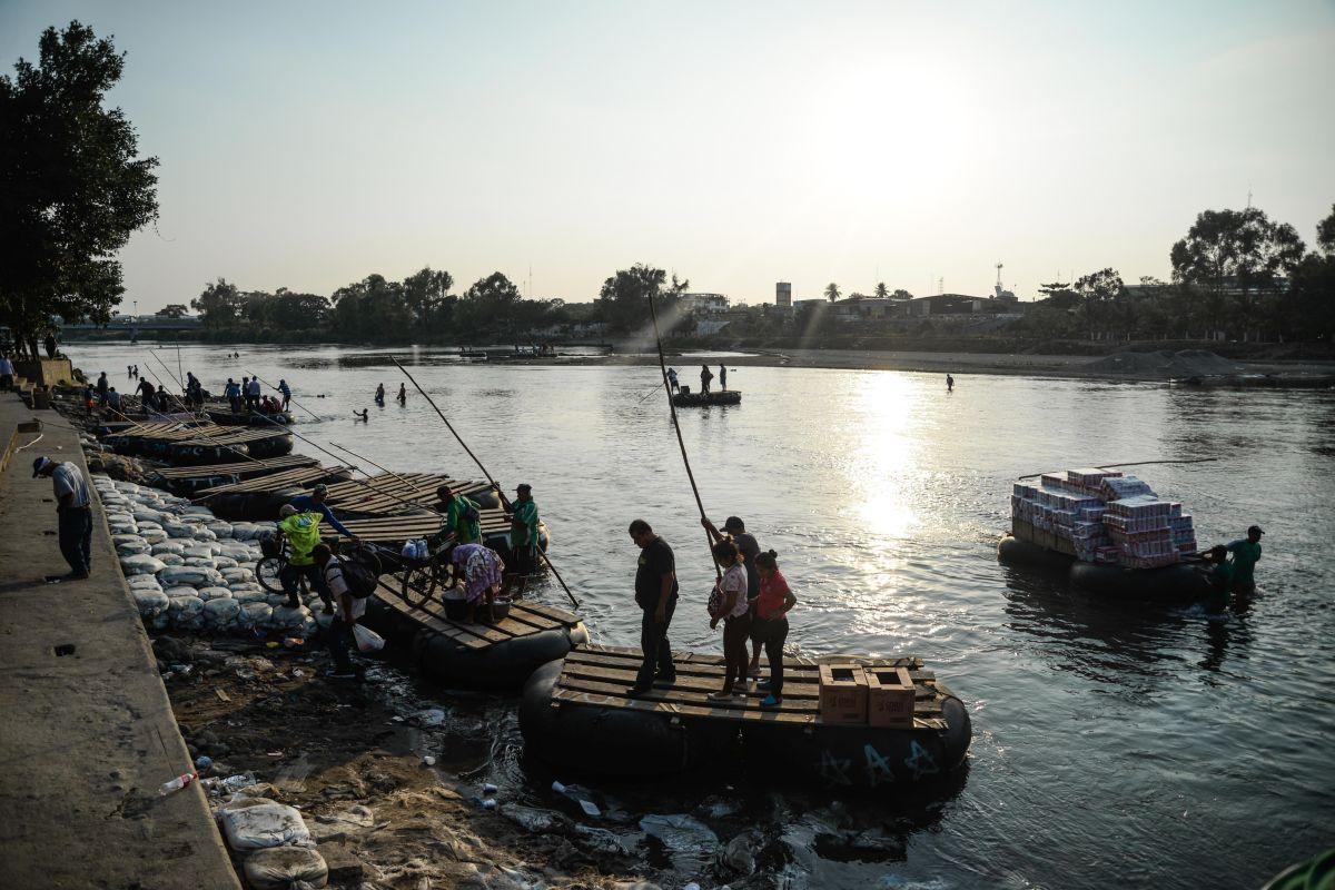 México regresará a inmigrantes que usen la fuerza para entrar al país