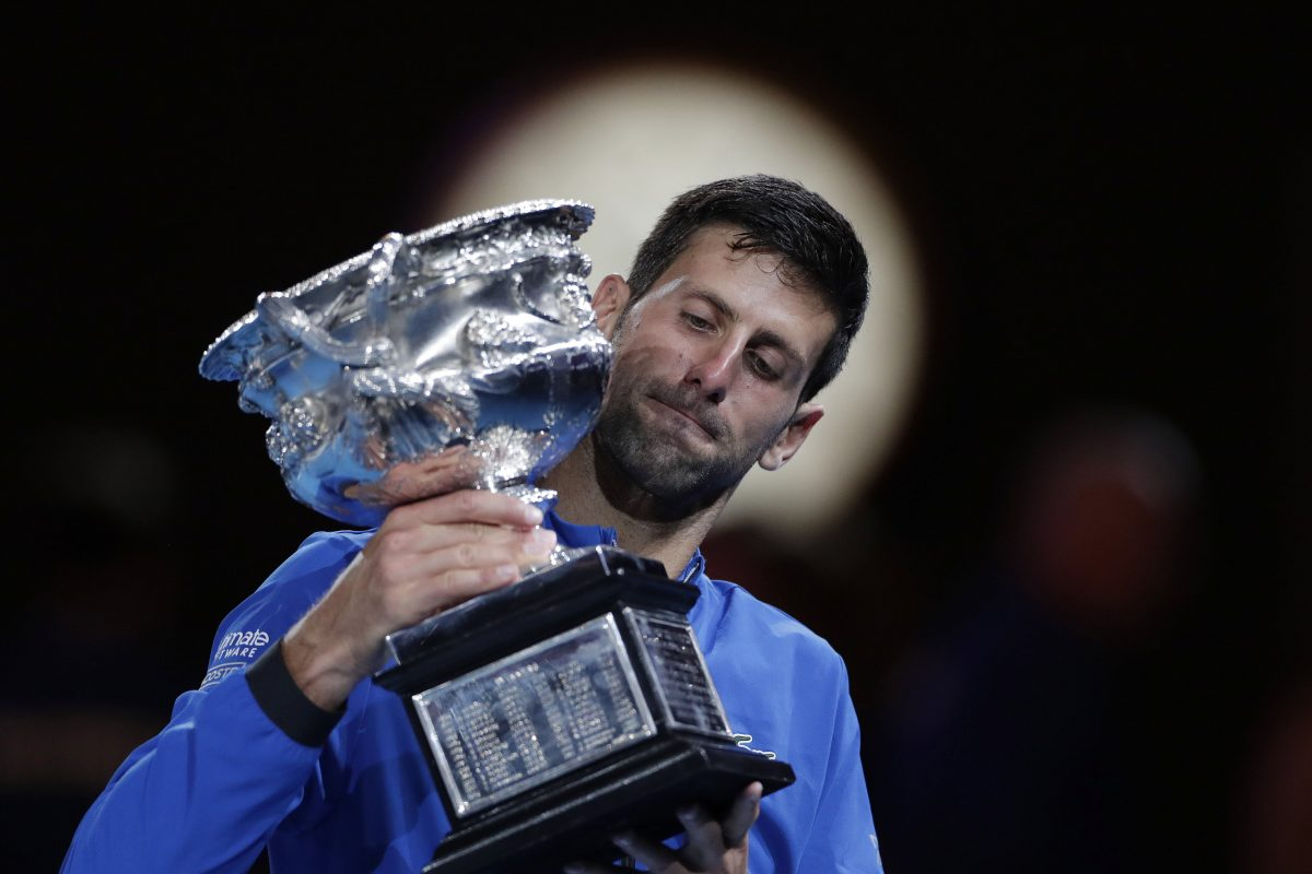 Djokovic liquida a Nadal y se queda con el título del Abierto de Australia