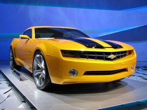 """Los 4 Chevrolet Camaro que interpretaron a """"Bumblebee"""", personaje de Transformers, serán subastados"""