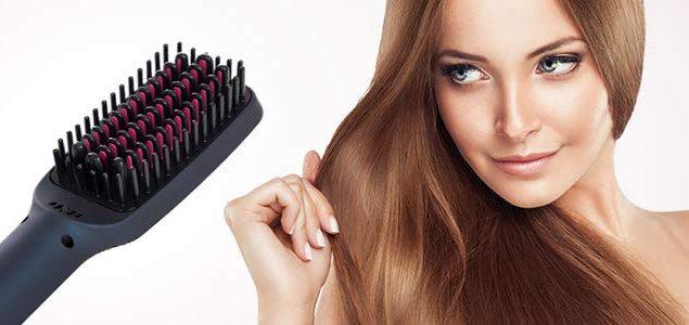 Elimina el frizz de tu cabello con estos 3 cepillos iónicos