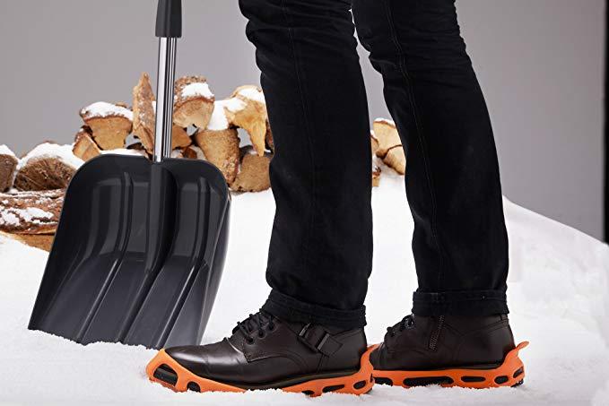 Las 5 mejores cintas de tracción para caminar por la nieve en invierno