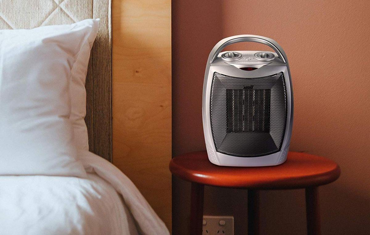 Los 5 mejores calentadores portátiles que debes tener en tu casa en el invierno