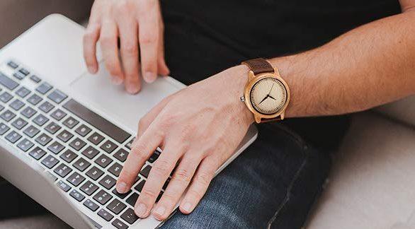 Los 5 mejores relojes de madera marca Cucol para hombres