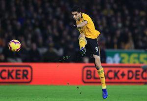 Jiménez marca de nuevo pero los Wolves pierden ante el Everton