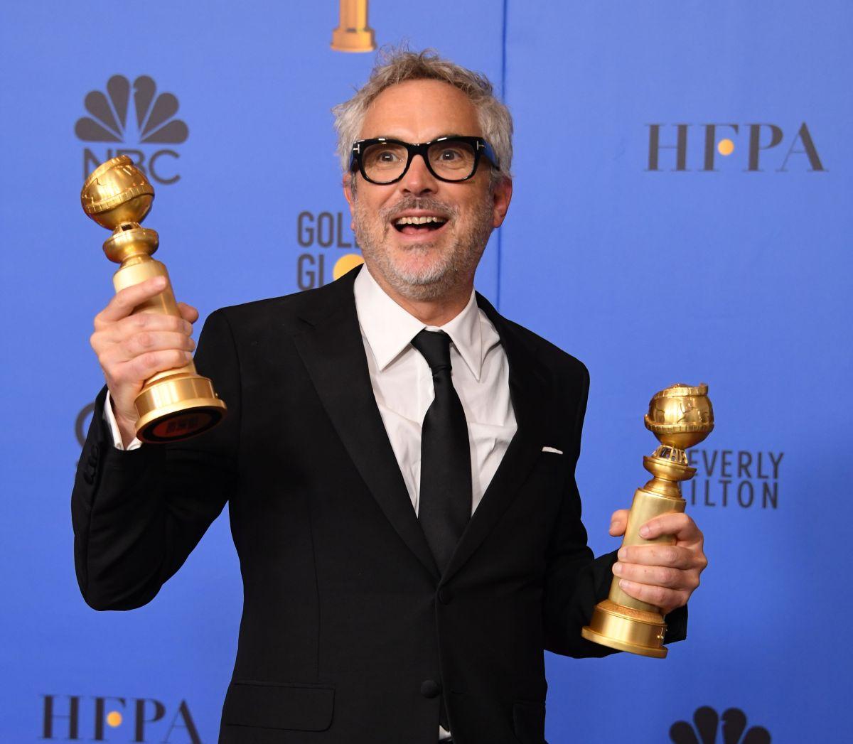 Premios Óscar 2019: Alfonso Cuarón reacciona a nominación histórica de 'Roma'