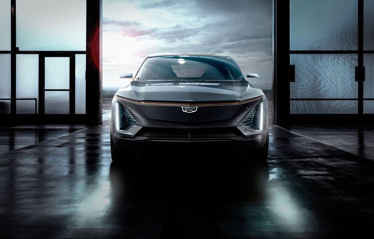 Cadillac presenta su primer vehículo eléctrico