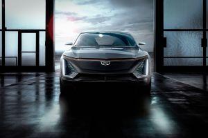 El Cadillac Lyriq EV tendrá una enorme pantalla de tablero de 33 pulgadas
