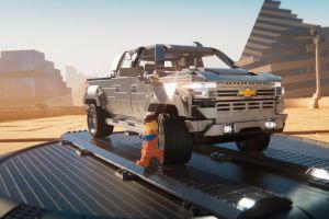Chevrolet y LEGO se unen en campaña publicitaria: Mira el video