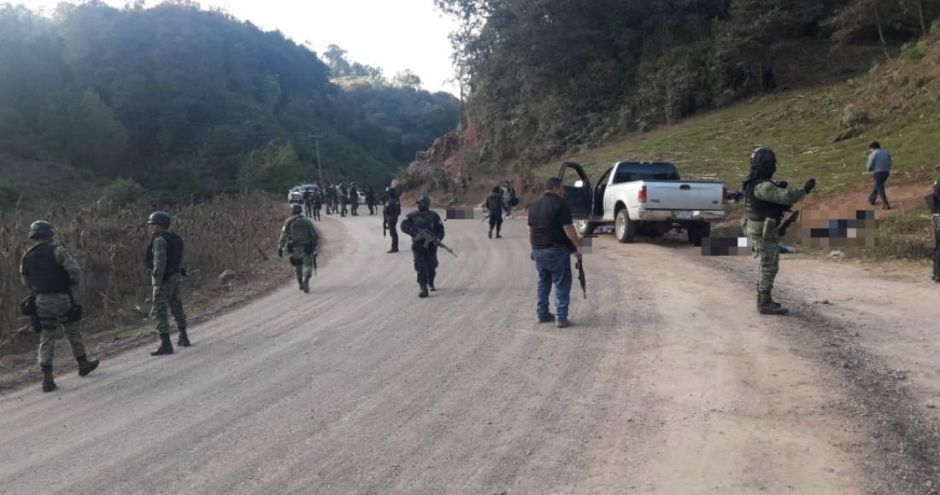 Al menos 10 muertos en Chilapa, Guerrero tras enfrentamientos