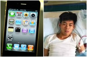 Vendió un riñón para poder comprarse un iPhone y un iPad; ahora paga terribles consecuencias