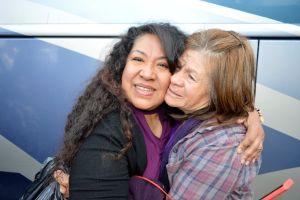 Rencuentro soñado para padres zacatecanos y sus hijos migrantes en el Inland Empire