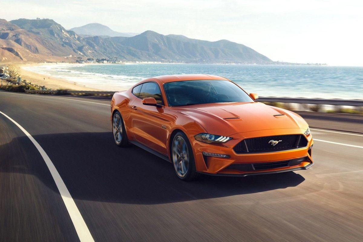 """El Mustang fue el primer """"pony car"""""""