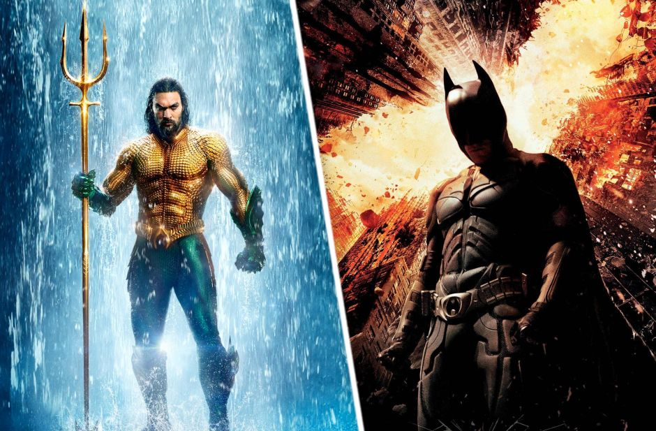 Aquaman supera a Batman y rompe récord para DC Comics