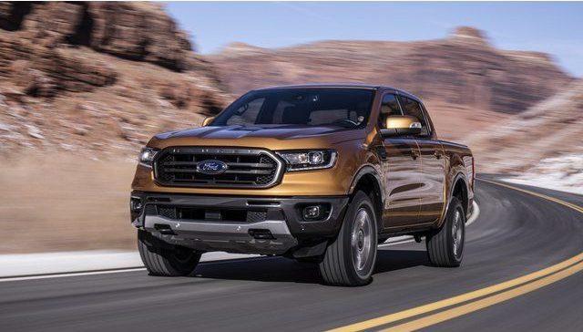 Los autos que Ford lanzará en 2019 en Estados Unidos