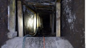 Descubren túnel con tomas clandestinas de gasolina en predio de la Ciudad de México