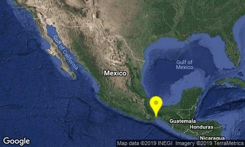Terremoto en México:  Reportan dos sismos de magnitud 4.0 en Oaxaca