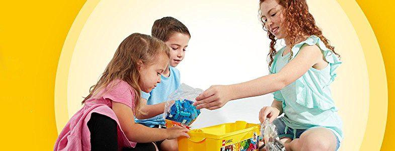 Los 3 mejores kits de LEGO para regalarle a tu hijo el Día de los Reyes Magos