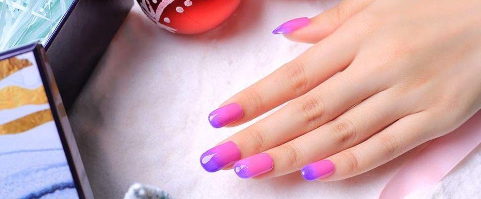 5 pinturas de uñas que cambian de color con la temperatura ...