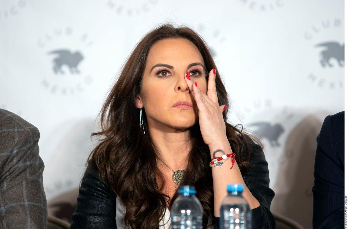 """Kate del Castillo insiste en pedir millones a gobierno de AMLO tras su encuentro con """"El Chapo"""""""