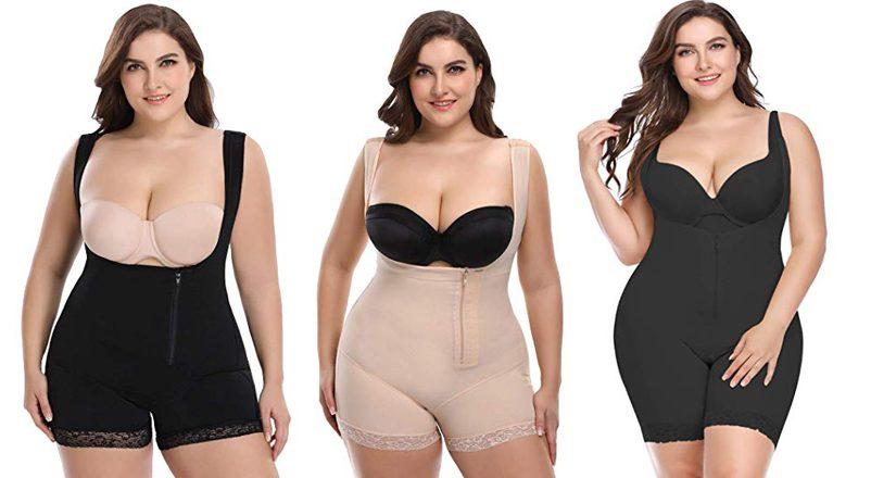 Los 5 mejores estilos de fajas para mujeres de talla grande