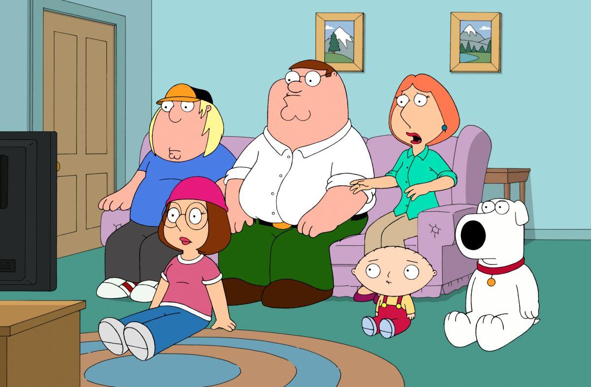 La serie animada 'Family Guy' prohibe chistes homofóbicos