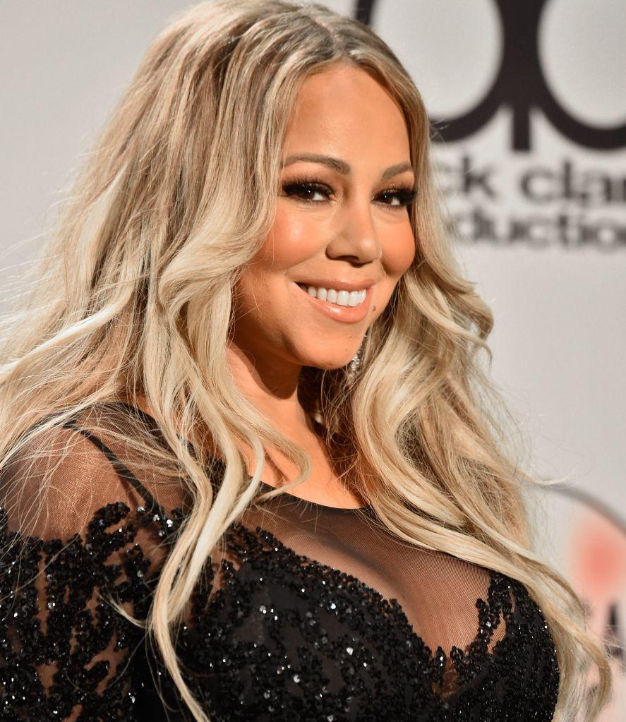 Mariah Carey es dueña de un majestuoso Lamborghini color verde
