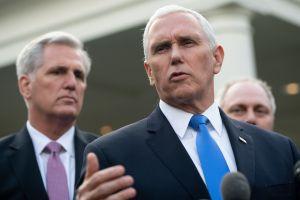 La petición antiaborto del vicepresidente Mike Pence a la Corte Suprema