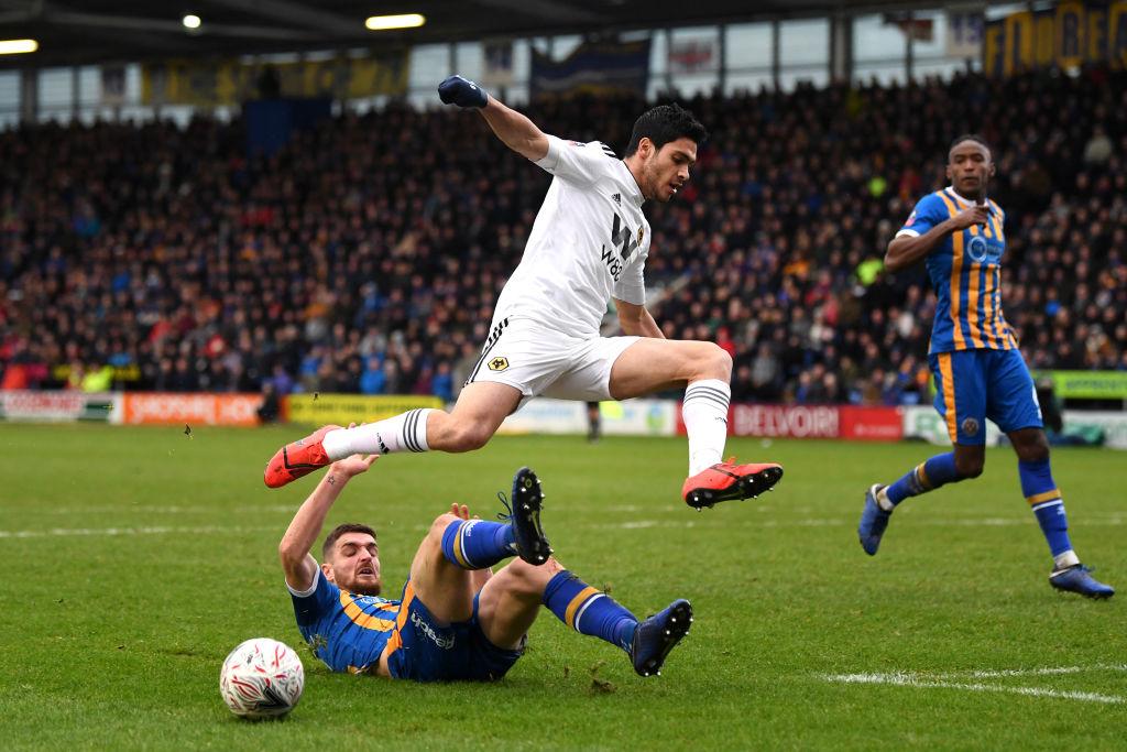 Raúl Jiménez aumenta su racha goleadora en Inglaterra con el Wolves