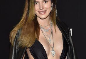 Bella Thorne presume su ardiente cuerpo con este diminuto bikini en República Dominicana