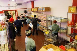Shutdown afecta programa de cupones de comida