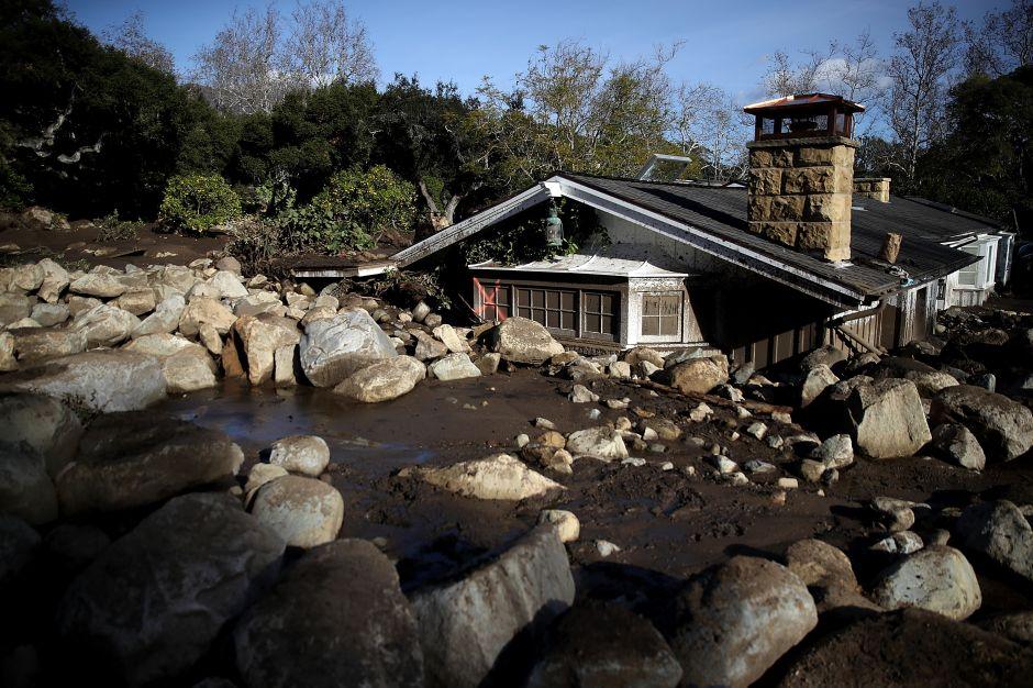 Un año después residentes conmemoran la tragedia de Montecito