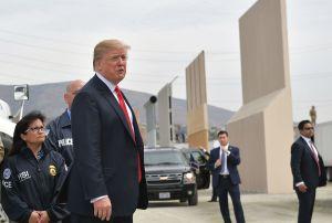 ¿Quién está pagando por el muro fronterizo?
