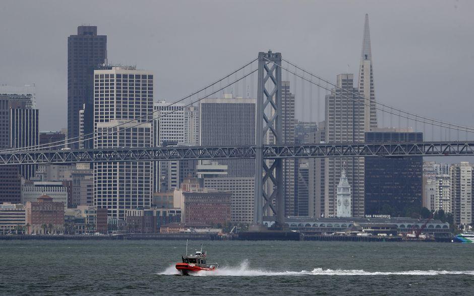 San Francisco construye edificios cada vez más altos bajo la continua amenaza de un gran terremoto