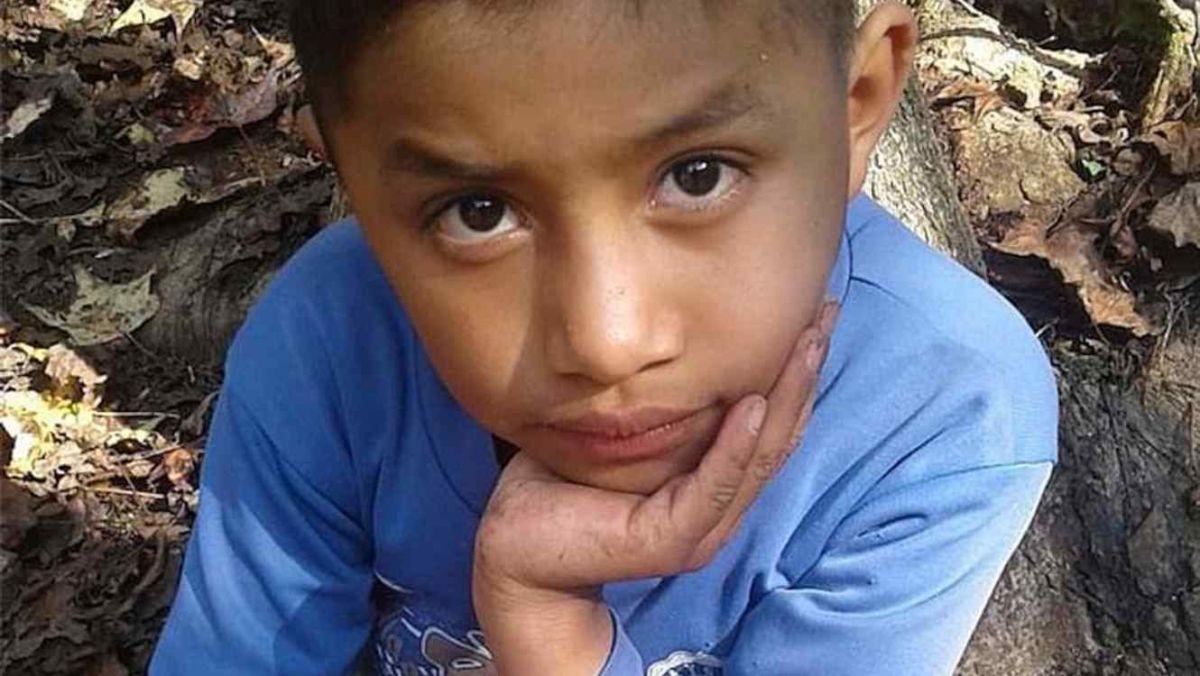 Felipe Gómez Alonzo, de 8 años, era oriundo de la aldea Yalambojoch.