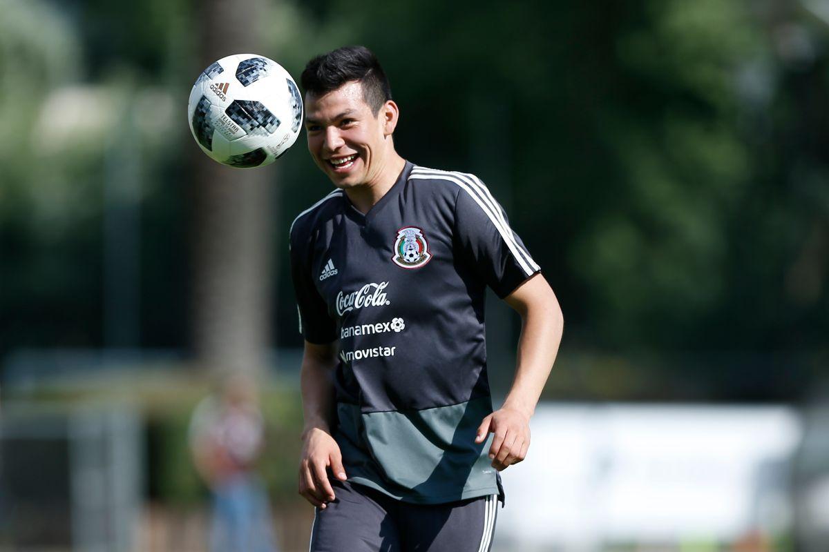 """Arsenal de Inglaterra estaría buscando al mexicano Hirving """"Chucky"""" Lozano"""