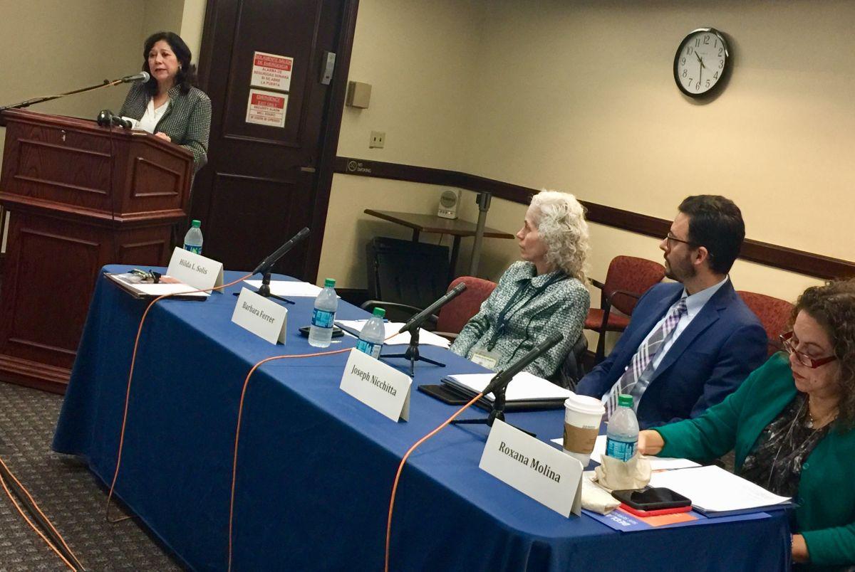 Urgen más fondos para la representación legal de inmigrantes en Los Ángeles