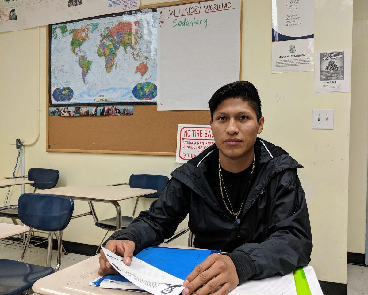 Inmigrante guatemalteco lucha por un futuro mejor
