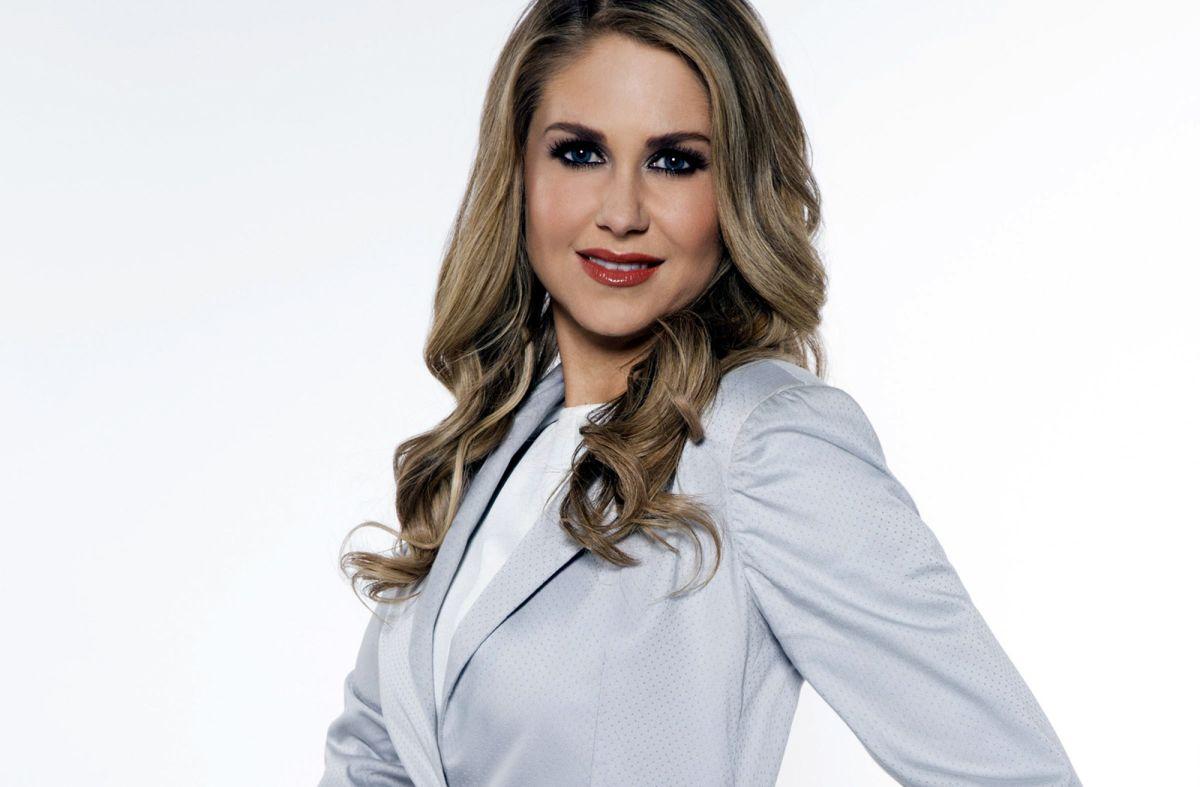 Actriz de la telenovela 'Rubí', Ingrid Martz, anuncia su primer embarazo
