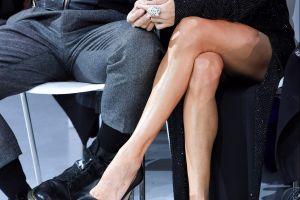 Celine Dion destapó sus piernas en París y el Internet arde con ellas