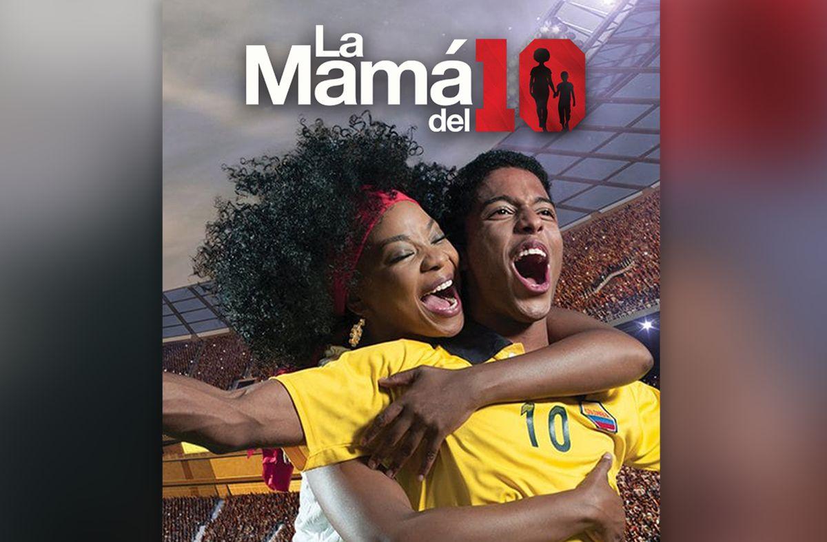 'La Mamá del 10' de Caracol TV Colombia llega a Estrella TV