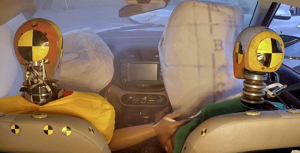 Hyundai crea la primer bolsa de aire para multi-colisiones, ¿qué significa esto?