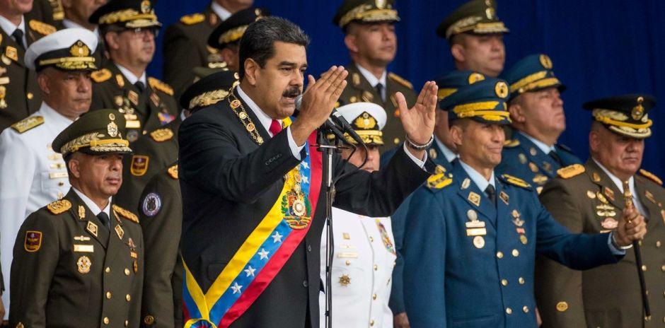 Nicolás Maduro juramenta para un segundo mandato en medio de polémica internacional