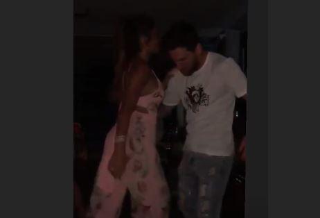 El baile de Lionel Messi para darle la bienvenida al 2019