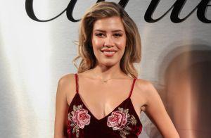La hija de Luis Miguel, Michelle Salas, luce su figura con sensual bikini blanco