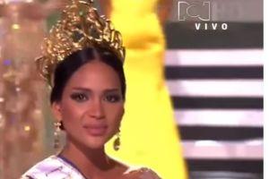 Ex Miss Colombia estuvo a punto de perder un dedo por anillo que le regalaron en certamen de belleza